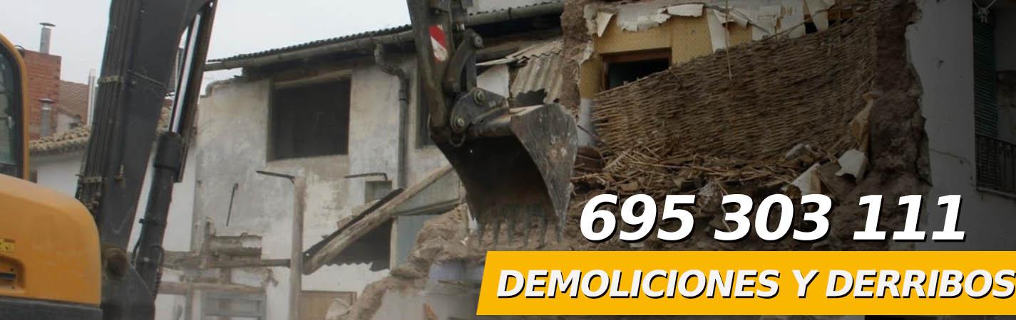 Demoliciones y Derribos J.Cobaleda SL empresa de excavaciones en Madrid